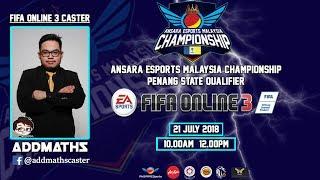 ANSARA ESports State Championship (Penang Qualifier) - FIFA ONLINE 3