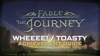 Fable: The Journey - Two missable Achievements
