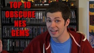 Top 10 Obscure NES Gems with Mike Matei #NES #MikeMatei