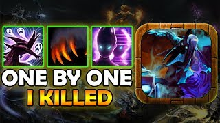 How to Fast Kill? [Overpower+Haunt+Desolate] Ability Draft Dota 2