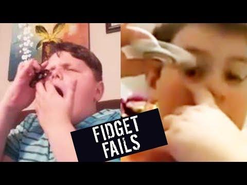 WORST FIDGET SPINNER *FAILS*! thumbnail