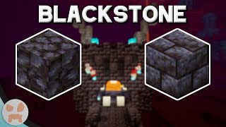 Blackstone is the Biggest Thing to Happen to Building in YEARS... | Minecraft 1.16 Nether Update