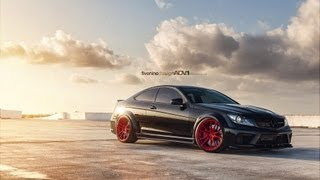 C63 Black Series AMG by Five Nine Design & ADV.1 Wheels