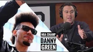 NBA Champion Danny Green on Free Agency and Apple Time | The Lefkoe Show