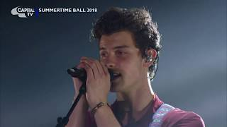 Download Lagu Shawn Mendes - 'In My Blood' (live at Capital's Summertime Ball 2018) HD Gratis STAFABAND