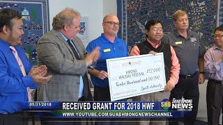 SUAB HMONG NEWS:  Hmong American Center received $12,000 grant for Hmong Wausau Event