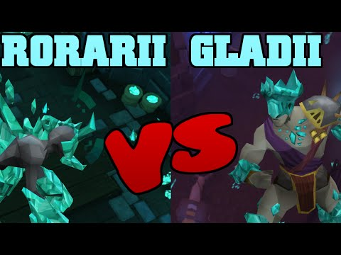 Money Making: Rorarii VS Gladii [Runescape 2015]