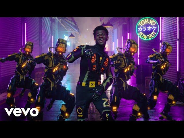 Lil Nas X - Panini (Official Video) thumbnail
