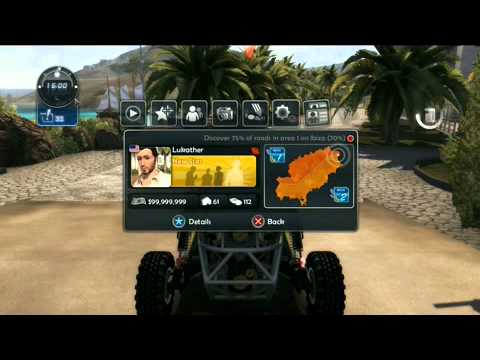 Test Drive Unlimited 2 Save Game Data Ps3