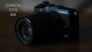 Canon EOS M6 UNBOXING | My New Vlog Camera | Initial Thoughts