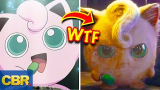 Detective Pikachu And Classic Pokemon Similarities And Differences
