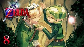 WE'LL ALWAYS BE FRIENDS - Let's Play - The Legend of Zelda: Ocarina of Time 3D - 8 - Walkthrough