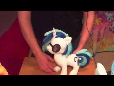Onlyfactory MLP Pony Plush Review