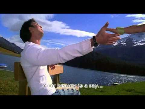 Tera Chand Sa Ye Chehra Full Video Song (HD) With Lyrics - Out...