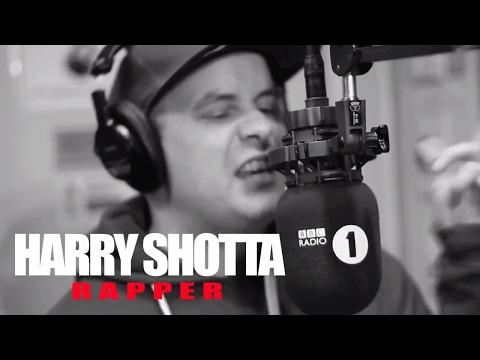 Harry Shotta - Fire In The Booth  (Live @ BBC Radio 1)
