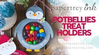 New! Potbellies Dies - Easy Holiday Treats
