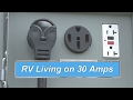 RV Living on 30 Amps