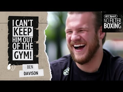Fascinating in-depth interview with Ben Davison about his year spent training Tyson Fury