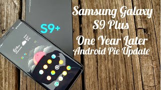 (One Year Later) Samsung Galaxy S9 Plus- Samsung One UI, Android Pie Update
