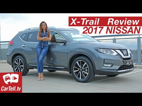 2017 Nissan X-Trail TI Review   CarTell.tv