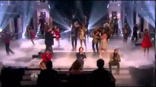 "Finale Night Opening Group Performance - ""Man In The Mirror"" By Michael Jackson - Sing Off 4"