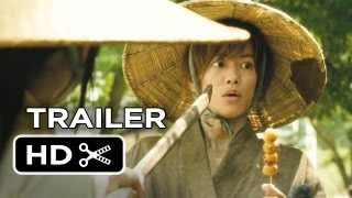 Rurouni Kenshin - Rurouni Kenshin Official UK Trailer (2013) - Japanese Action Movie HD