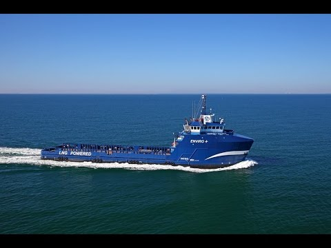 Why LNG as a Marine Fuel