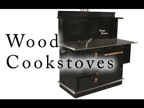 A Wood Cookstove is a Must Have!