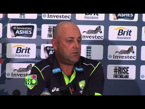 Darren Lehmann remains positive after roller coaster day