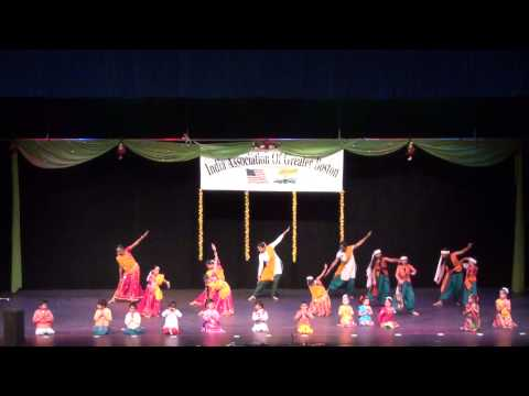 India Day 2013 - Dance Performance video