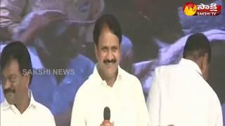 YSRCP Leader Mopidevi Venkataramana speech | YSRCP's 'BC Garjana' Sabha | Eluru