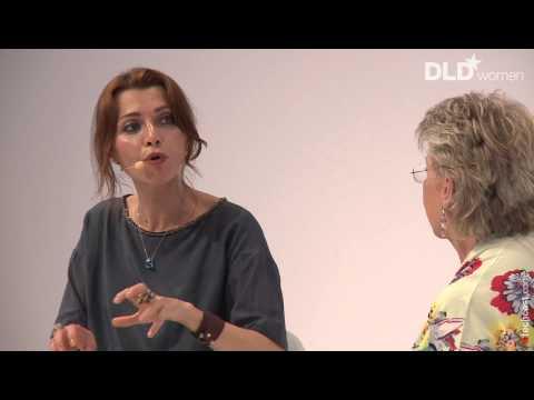 DLDwomen14 - Sense and Sensibility - A Conversation Beyond Borders (Viviane Reding, Elif Shafak)
