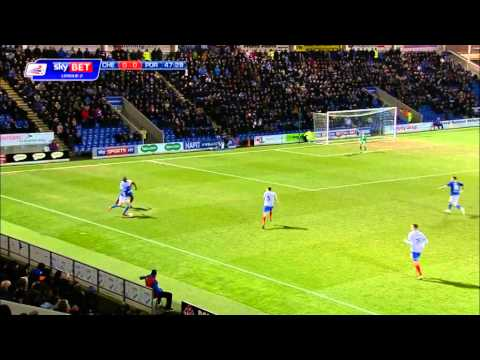 Highlights of Pompey's draw with League Two leaders Chesterfield. See more at: www.player.portmsouthfc.co.uk/latest-news.