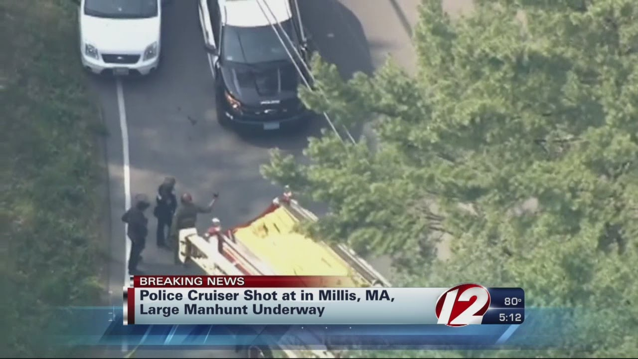 Manhunt Underway for Gunman in Millis