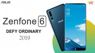 Asus Zenfone 6 Official Video, Release Date, Price, 48MP Camera, First Look, Specs, Features,Trailer