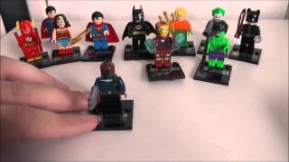 Fake Chinese KnockOff LEGO Marvel  DC Super Heroes