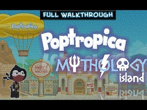 Poptropica Cheats For Mythology Island