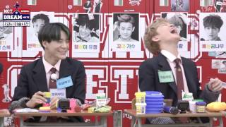 Chenle laughing