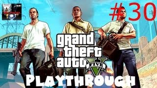 GTA V Playthrough: Comprando umas armas, snipi e fugindo de avião (Parte 30) (Legendado PT-BR)