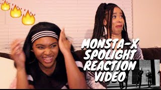 MONSTA X 「SPOTLIGHT」Music Video (Reaction Video)