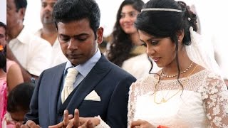 Neram Director Alphonse Putharen and Aleena Mary Wedding   Marriage Video