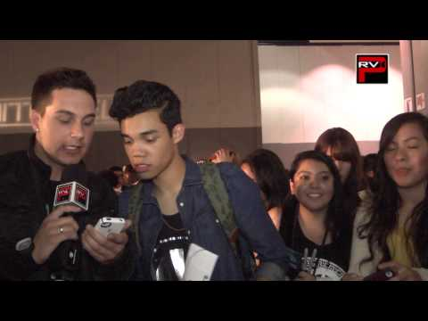 Fan Questions with Roshon Fegan - World of Dance Host & Shake It Up Star