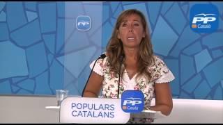 """PPC - """"El PPC, el auténtico centro político catalán, quiere cambiar la política catalana"""