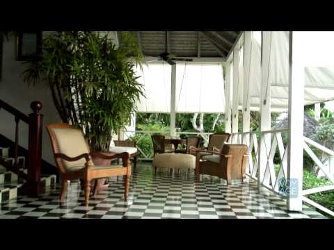 Round Hill Hotel & Villas - Montego Bay, Jamaica - Video Profile on Voyage.tv Video