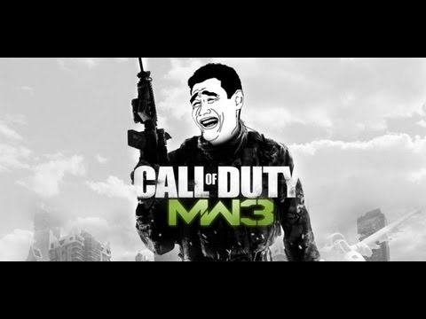 Modern Warfare 3: Biggest WTF Moment Ever