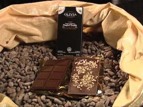 Olivia Chocolat - Artisan Chocolate Maker inspired by a little girl named Olivia