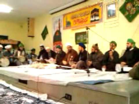 Mawlid 2009 Leicester With Sheikh Abdul Hamid - Ya Imam Ar Rusuli