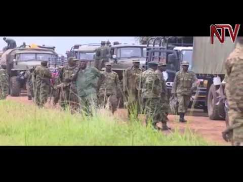 UPDF travels to South Sudan to evacuate Ugandans
