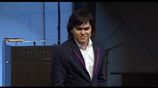 Joseph Prince - God's Holiness Is On Your Side - 22 Apr 2012