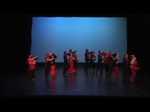 2010 Hustle Formation Team Dance (Geeks-n-Dolls - Kristine Elezaj's